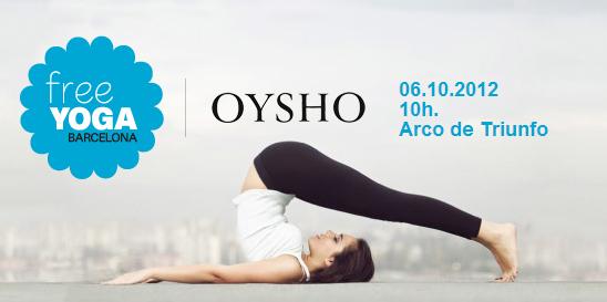 JanerOrtodoncia en el Free Yoga Barcelona